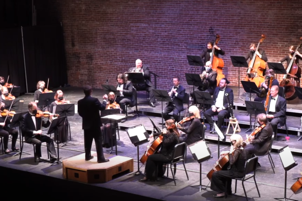 Symphony in Bloom screen shot