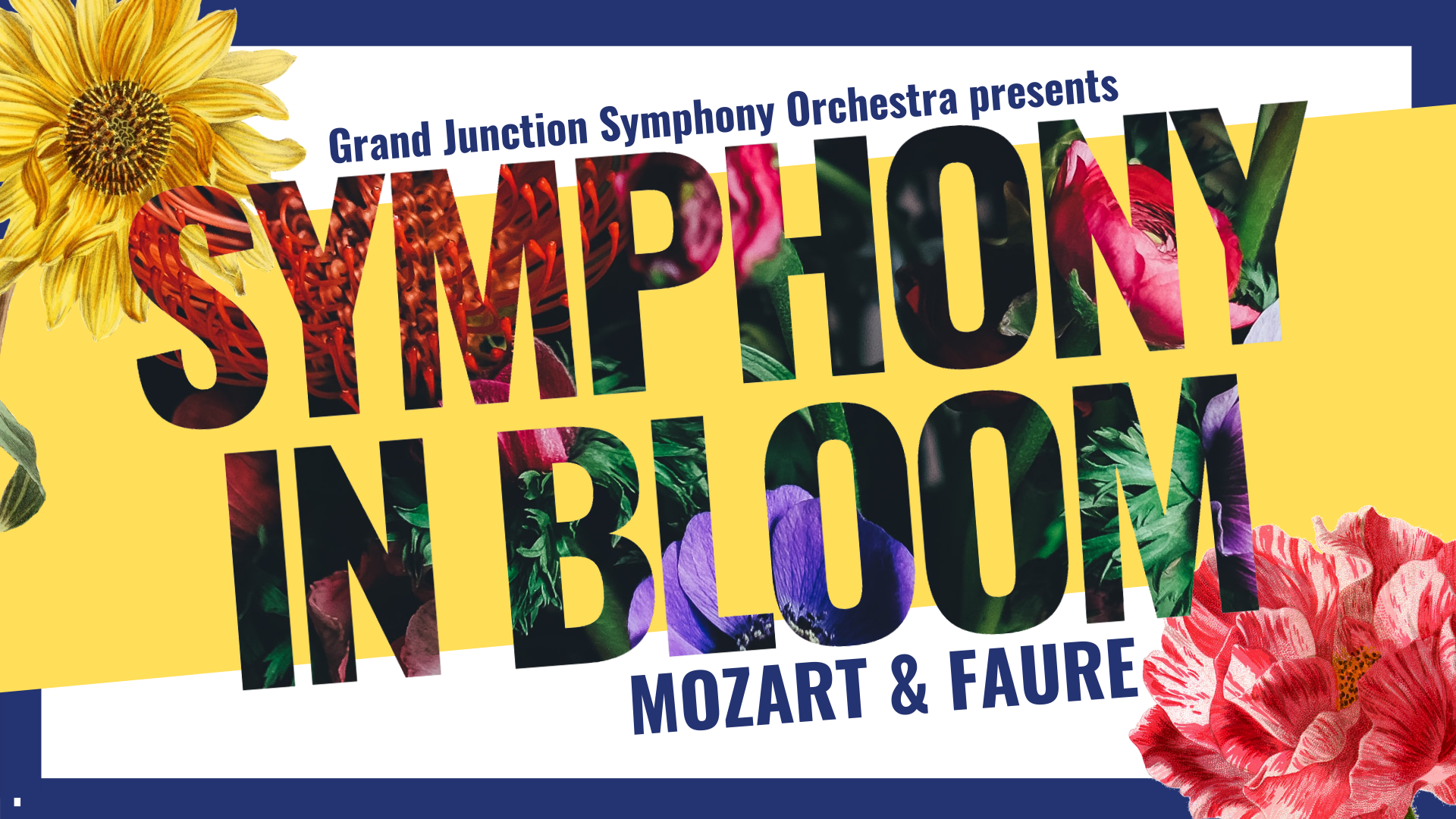 Symphony in Bloom