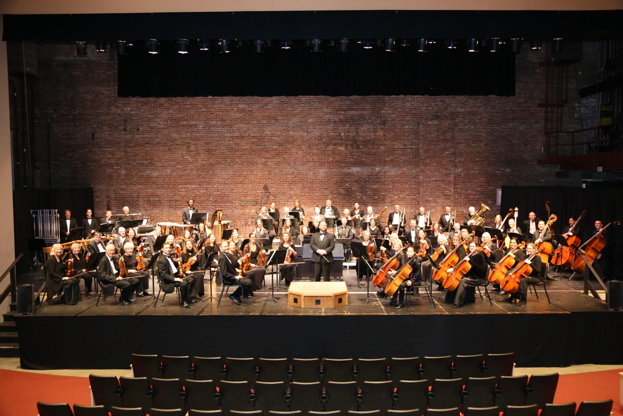 Grand Junction Symphony Announces its 2021-22 Season