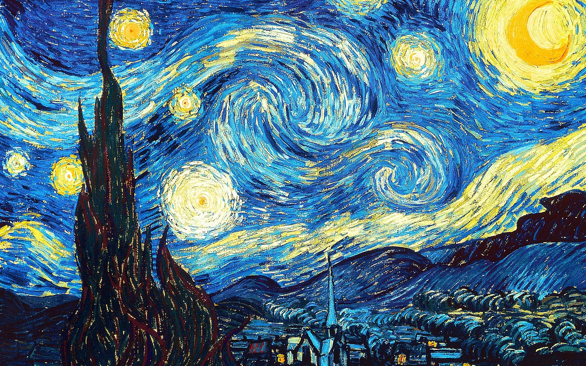 GJSO Presents, Starry Starry Night